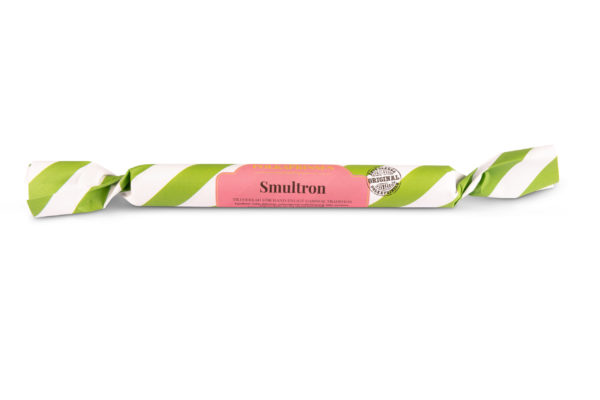 Smultron polkagris